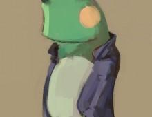 カエル兄さん
