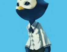 ペンギン忍者