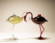 フラミンゴグラス2